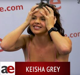 Keisha Grey pornstar