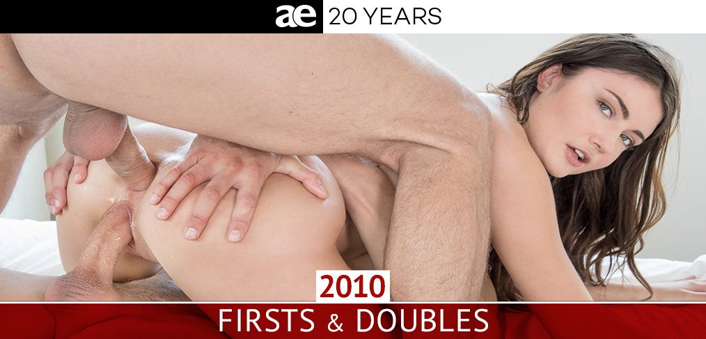 Firsts and doubles porn videos