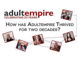 Adult Empire thrived