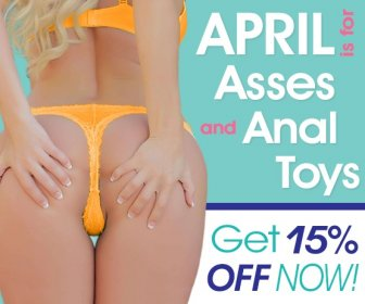Asses and Anal Toys Sale
