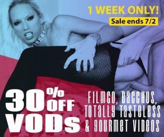 FIlmCo, Totally Tasteless & More