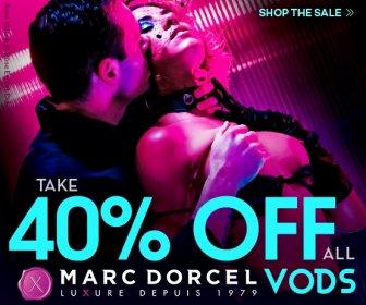 Marc Dorcel VOD Sale!!