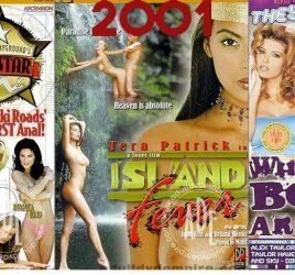 Porn bestsellers 2001