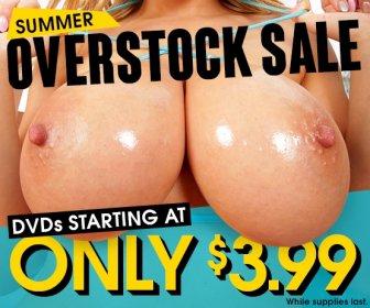 Summer Overstock Sale!