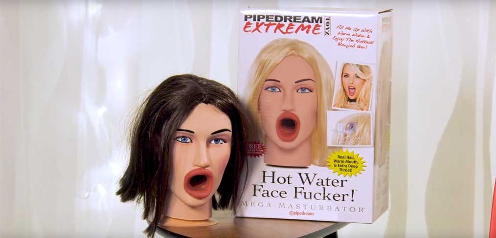 Waterproof sex toys