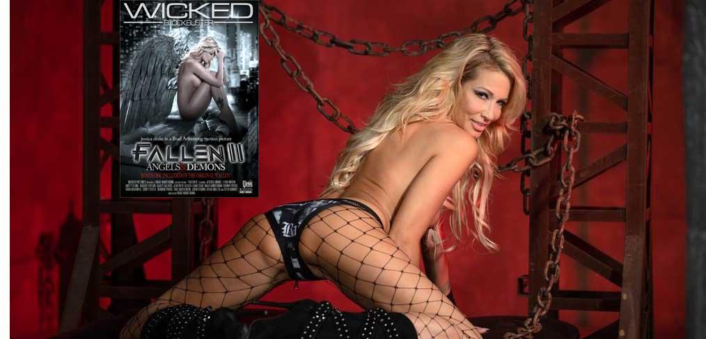 Fallen II adult video starring Jessica Drake