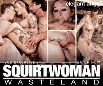 Adult Empire Exclusive VOD: Squirtwoman: Wasteland