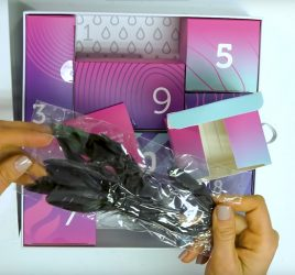 Unboxing We-Vibe 10 Day Intimate Gift Box Collection