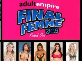 Final Femme Round One Division Three Banner