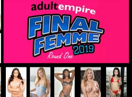 Final Femme Round One Division Two