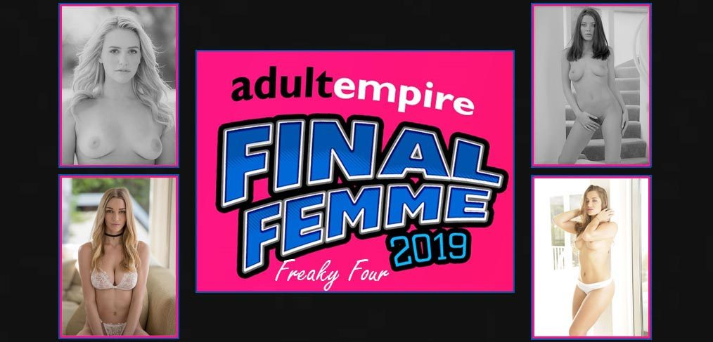 Final Femme Freaky Four Banner Loosers