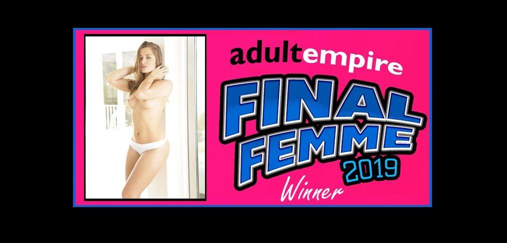 Final Femme Winner Dani Daniels