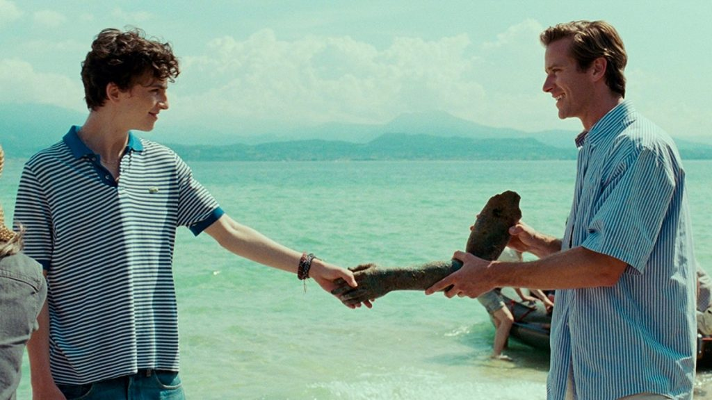 Call Me by Your Name (c) Sony