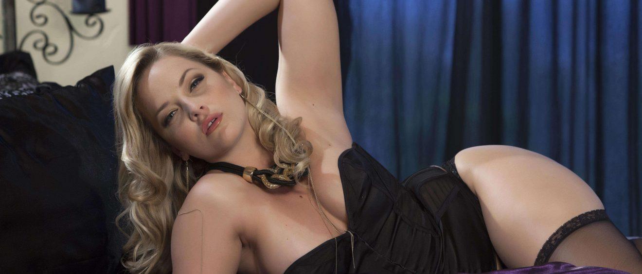 Alexis Texas stars in True Erotica porn video