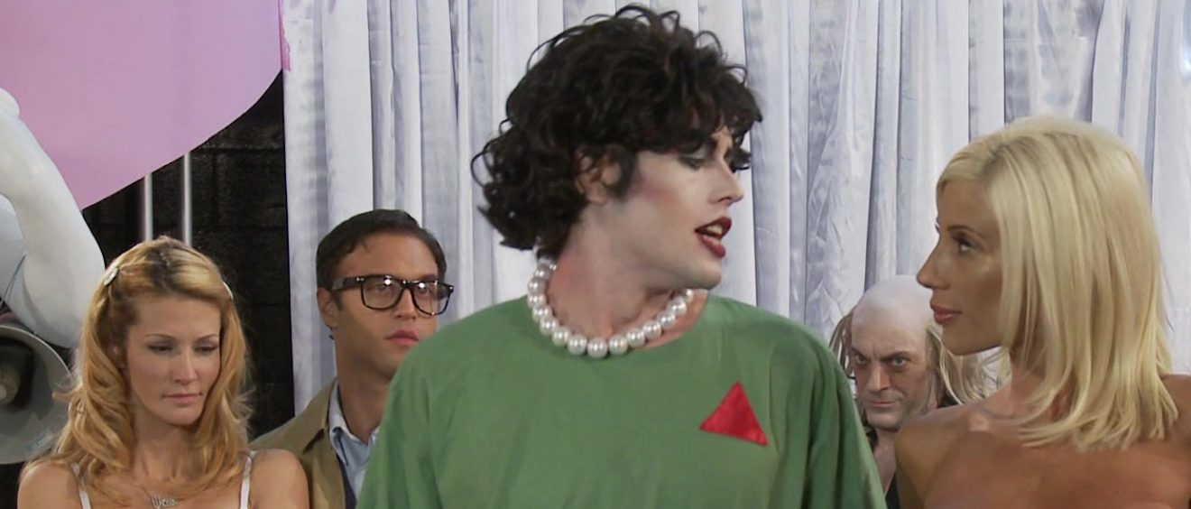 Can recommend rocky horror show porn parody can not