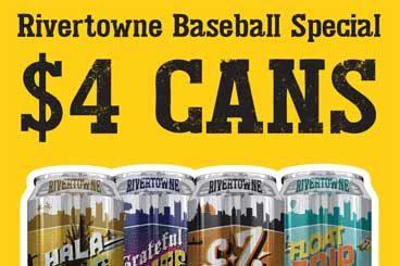 Rivertowne Baseball Special